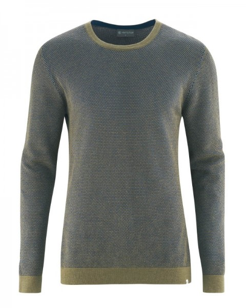 Pullover mit Perlmuster