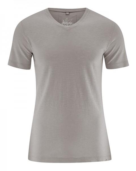 V-Ausschnitt T-Shirt