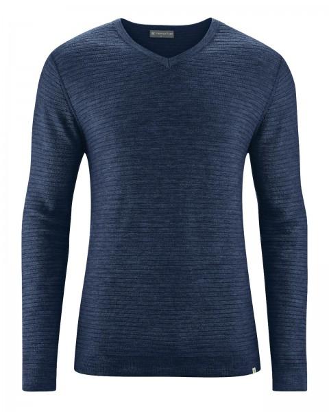 NEU! Klassischer V-Kragen Pullover